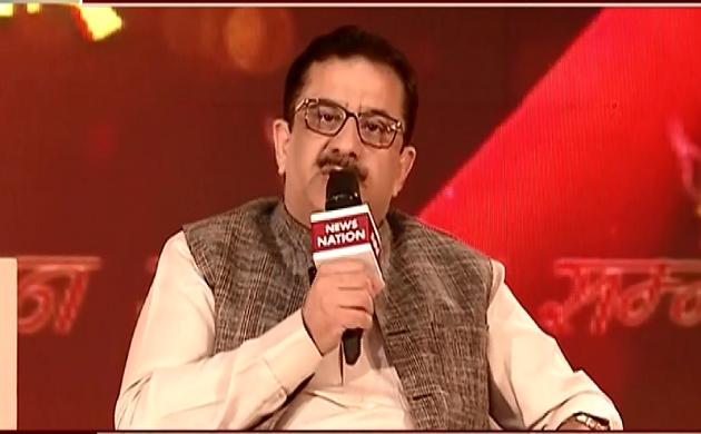 NN Conclave  राम, रक्षा, राष्ट्रवाद : आयोध्या राम जन्म भूमि है हम वहां फसाद नहीं चाहते हैं - वसीम रिज़वी