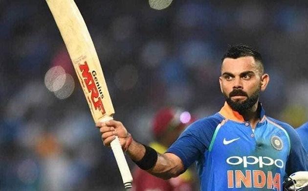 #Virat बादशाह : लगातार 3 बार क्रिकेटर ऑफ द ईयर का ऑवर्ड किया अपने नाम