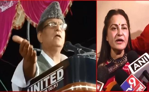 आजम खान अपने बयान पर दी सफाई, कहा मैंने किसी का नाम नहीं लिया, देखें वीडियो