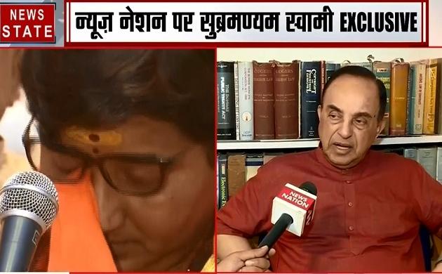 Exclusive Interview: सुब्रमण्यम स्वामी ने साधा माया और मुलायम पर निशाना, देखें वीडियो