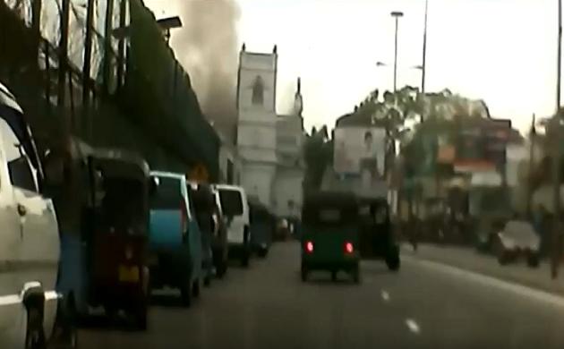श्रीलंका में हुआ सातवां धमाका, अब तक 162 लोगों की मौत