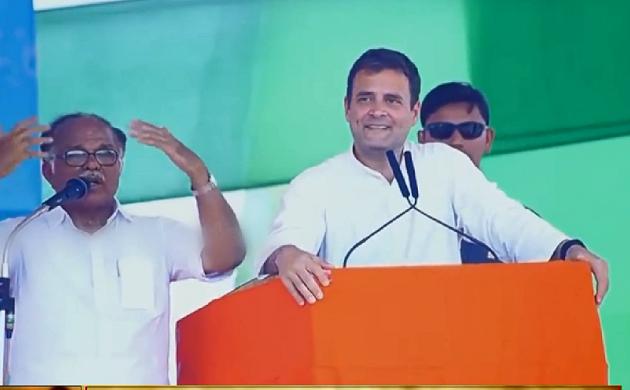 चुनावी चाची : ट्रांसलेटर ने राहुल गांधी की डुबोई नैया