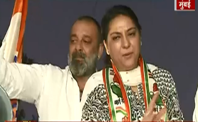Indian Political Leauge : बहन के लिए संजय दत्त का प्रचार