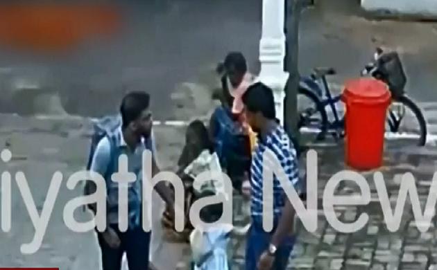 लंका का नया रावण : श्रीलंका हमले का CCTV वीडियो आया सामने