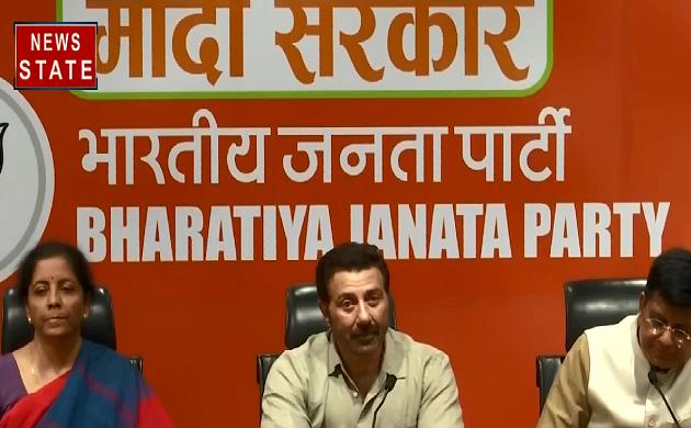 BJP में शामिल हुए अभिनेता सनी सेओल