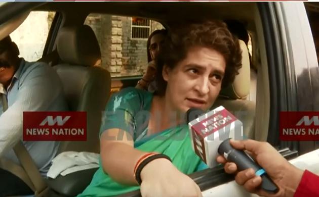 Exclusive : जनता सब जानती है कि कौन उनके दुख और सुख में साथ रहा है - प्रियंका गांधी