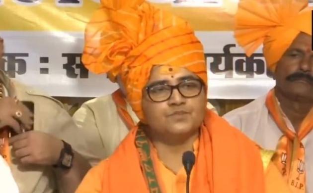 लेडी लीडर: जानें BJP प्रत्याशी साध्वी प्रज्ञा ठाकुर का राजनीतिक सफर