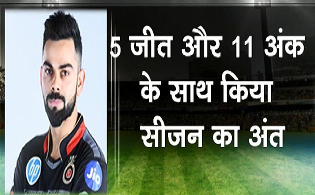 IPL 2019 #RCB VS #SRH : 'विराट' जीत से सीजन का अंत