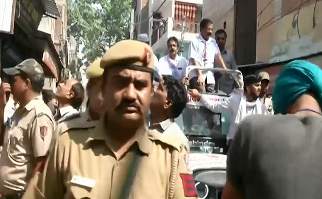 Indian Political Leauge : केजरी के काफिले की बढ़ी सुरक्षा
