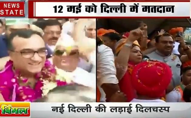 दिल्ली का दंगल: क्या है दिल्ली के वोटरों का राय, किन मुद्दों को लेकर वोट देगा दिल्ली का वोटर, देखिए रिपोर्ट