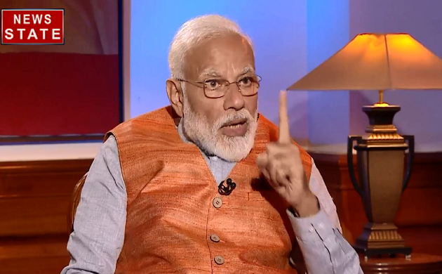 GST पर क्या कुछ बोले  Narendra Modi? देखिए दीपक चौरसिया के साथ PM Modi का Exclusive Interview