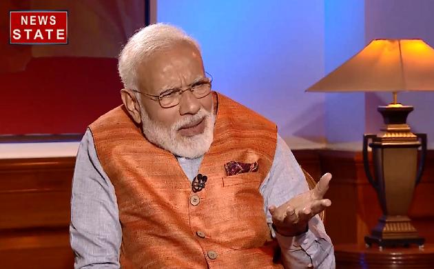 गैराज और Narendra Modi का रिश्ता क्या है? देखिए PM modi का Exclusive Interview दीपक चौरसिया के साथ