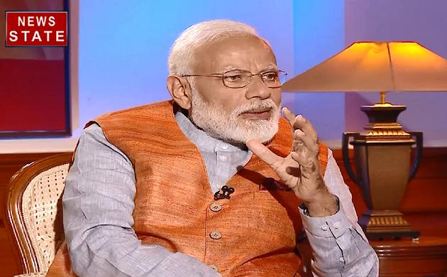 अगर मुझे मीडिया ने बनाया होता तो मैं मीडिया के द्वारा बर्बाद भी हो जाता, देखिए PM Modi का Exclusive Interview दीपक चौरसिया के साथ