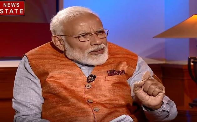 मन से कभी पीएम नहीं बना मैं, देखें पीएम मोदी का Exclusive Interview दीपक चौरसिया के साथ