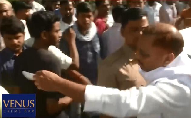 6th Phase Election: मेनका गांधी और सोनू सिंह के बीच हुए झड़प