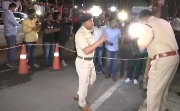 गुवाहाटी: जू रोड पर सेन्ट्रल मॉल के पास धमाका, 6 लोग घायल