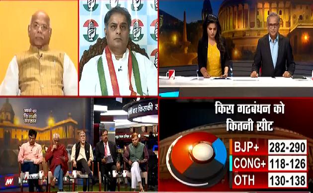 NN Exit Poll 2019 : एक बार फिर Modi सरकार !