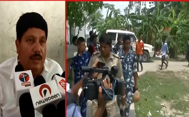 Election 2019 : Arjun Singh ने TMC पर गुंडागर्दी का आरोप लगाया है देखिए VIDEO