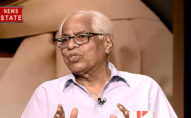 Exit Poll 2019 : पत्रकार Ramachandran ने किस पार्टी को दिए कितने अंक देखिए