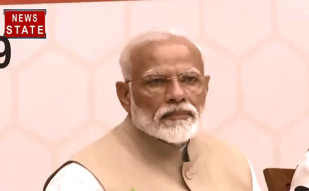 BJP मुख्यालय में बैठक शुरु हुई, PM नरेंद्र मोदी सहित कई दिग्गज नेता मौजूद हुए