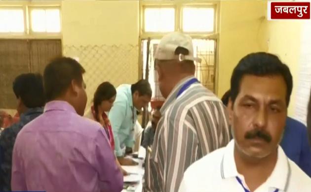 Madhya Pradesh : जबलपुर में स्ट्रॉन्ग रुम की सुरक्षा कड़ी की गई