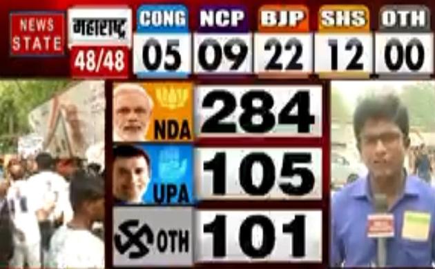 Lok sabha Election Results 2019: पूर्वी उत्तर प्रदेश में कांटे की टक्कर, गठबंधन का जोर, देखें वीडियो