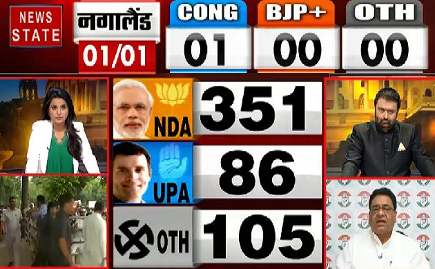 Lok Sabha Election Result 2019 : Rahul के इस्तीफे पर क्या बोले कांग्रेस नेता Mukesh Nayak