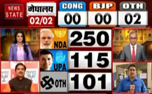 Lok sabha Election Results 2019: गांधीनगर से आगे चल रहे हैं अमित शाह, देखें वीडियो