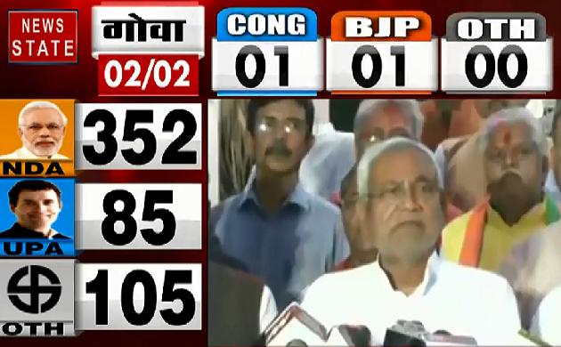 Lok Sabha Election Result 2019 : Nitish Kumar ने किया बिहार की जनता का धन्यवाद