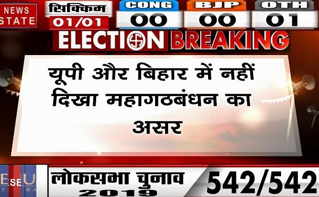 Lok sabha Election Results 2019: प्रचंड बहुत से आई बीजेपी सरकार, देखें वीडियो