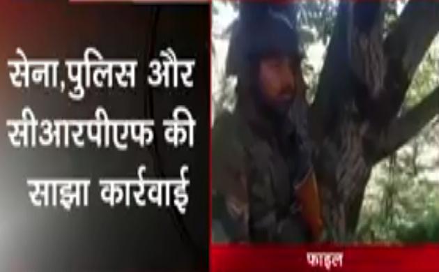 Jammu kashmir : कझवां कोकरनाग के जंगलों में एनकाउंटर