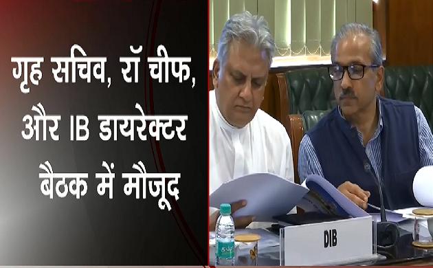 Breaking : गृहमंत्रालय में Amit Shah की अधिकारियों के साथ बड़ी बैठक