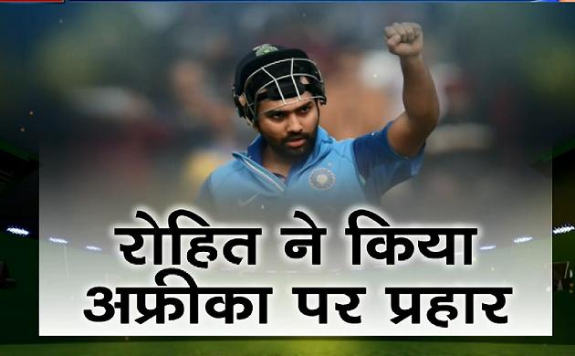 #WorldCup2019 : टीम इंडिया का आरंभ है 'प्रचंड'