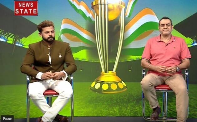धोनी ग्लव्स विवाद पर क्रिकेटर श्रीसंत और मनिंदर सिंह की क्या है राय, देखिए Stadium