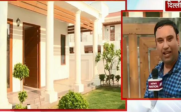 दिल्ली में नए सांसदों के लिए बने डुप्लेक्स घर, 5 स्टार सुविधाओं से लैस