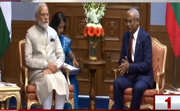 Bullet Bulletin : भारत-मालदीव के बीच 6 समझौते हुए