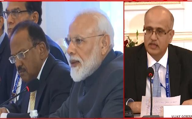 Breaking : Jinping से मुलाकात में PM Modi ने उठाया आतंकवाद का मुद्दा