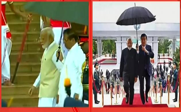 दुनिया में हिंदुस्तान की धाक जमाने वाली PM Modi की तस्वीर, देखिए