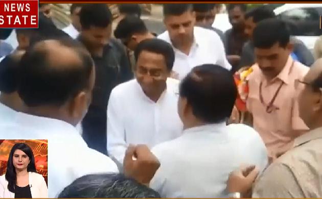 Speed News : नीति आयोग की बैठक में CM Kamalnath हुए शामिल