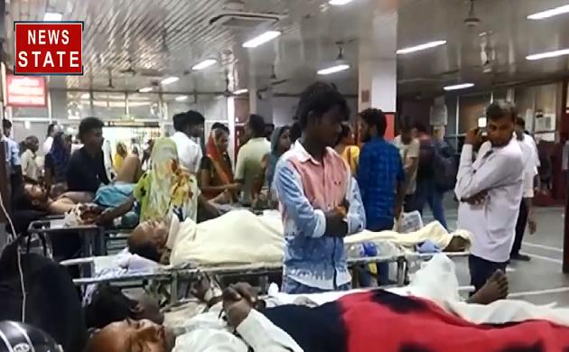 Khabar Vishesh : भगवान हड़ताल पर हैं और मरीज बेहाल हैं