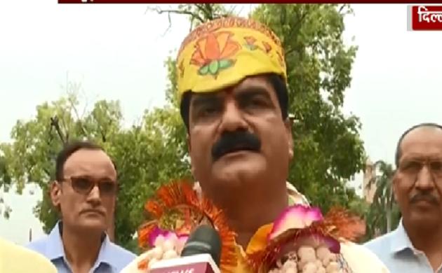 17th Loksabha : आज़ादी के बाद से मिथिला का विकास नहीं हुआ - Gopal Thakur