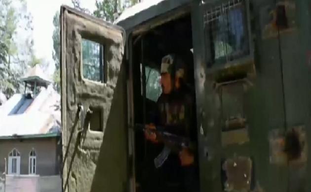 Jammu Kashmir : अनंतनाग में आतंक का अड्डा तबाह