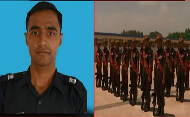 शहीद मेजर केतन को देश का सलाम, भारतीय सेना दे रही है श्रद्धांजलि