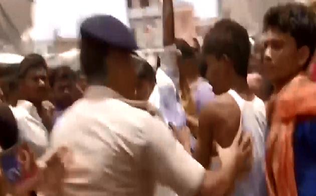 Breaking : SKMCH अस्पताल में Nitish Kumar को विरोध का सामना करना पड़ा