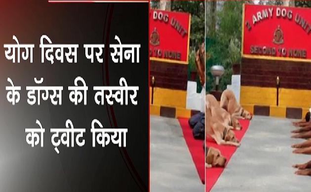 Breaking : योग दिवस पर Rahul Gandhi का विवादित ट्वीट, शुरू हुआ सियासी बवाल