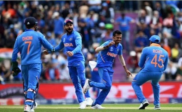 World Cup 2019 IND VS AFG: भारत ने टॉस जीतकर पहले बल्लेबाजी का लिया फैसला, देखें वीडियो