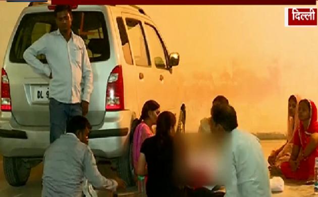 Shocking News : द्वारका में डबल मर्डर से सनसनी, दिव्यांग दंपत्ति की हत्या