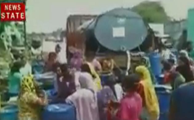 MP में हर दिन लोगों को मिलेगा 55 लीटर पानी, देखें VIDEO
