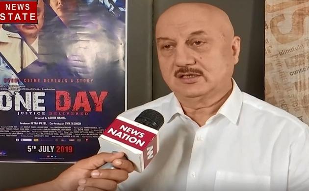 Bollywood: अनुपम खेर की फिल्म वन डे आपको कराएगी सच्चाई से रूबरू, देखें अनुपम खेर का Exclusive Interview