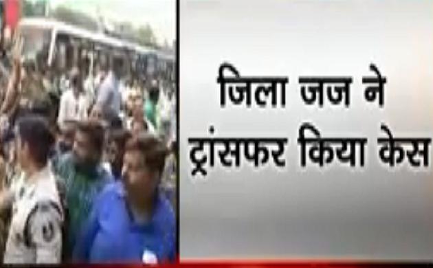 Breaking : Akash VIjayvargiya का मामला बी के द्विवेदी की कोर्ट में ट्रांसफर किया गया